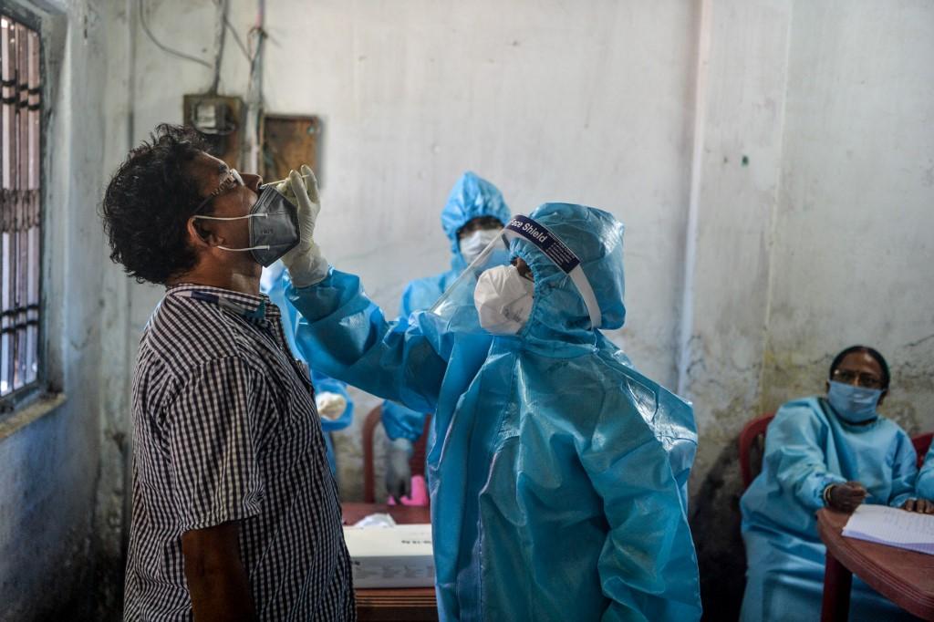 US Coronavirus Cases Top Six Million