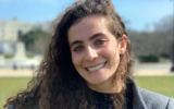 Stanford University student Zohar Levy is the outreach coordinator for Jewish on Campus. (J. The Jewish News of Northern California/ via JTA)