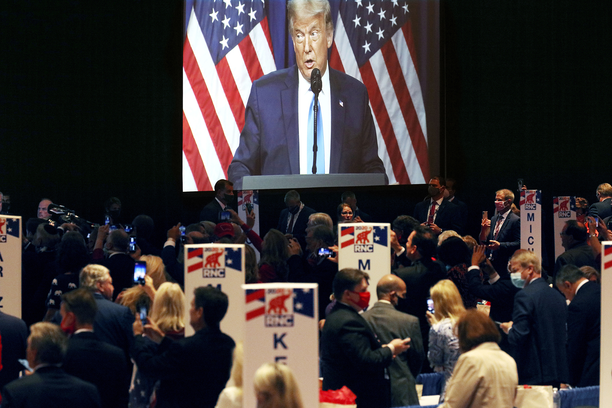Trump demands Republican groups stop raising money off his name""