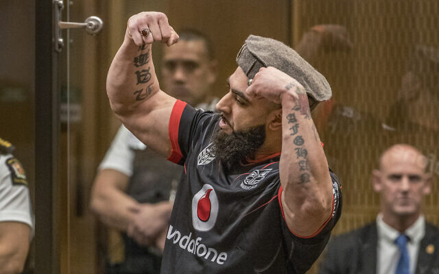 'You know this face': Christchurch hero confronts killer in court