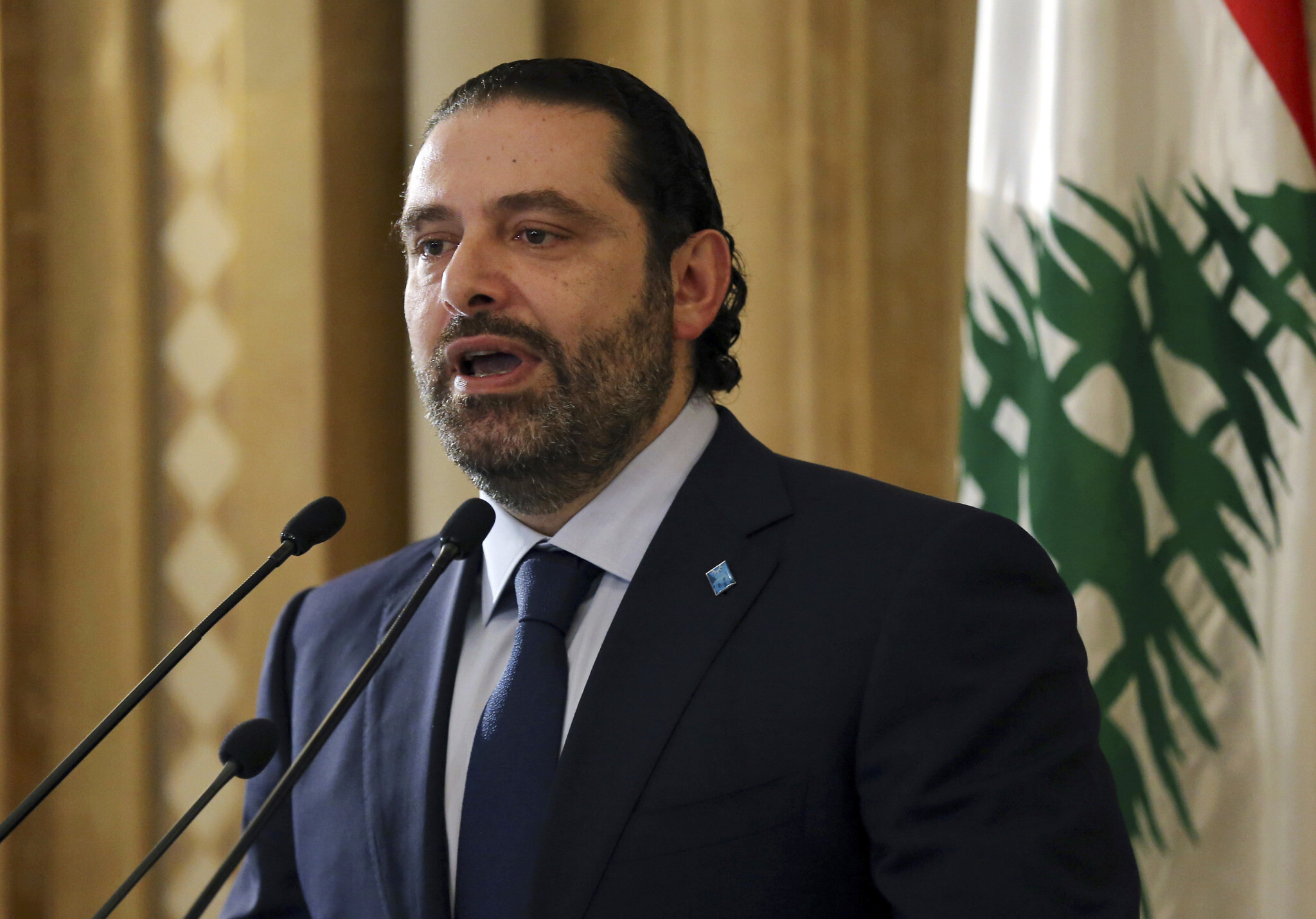 Hariri again tasked with forming new government for crisis-hit Lebanon