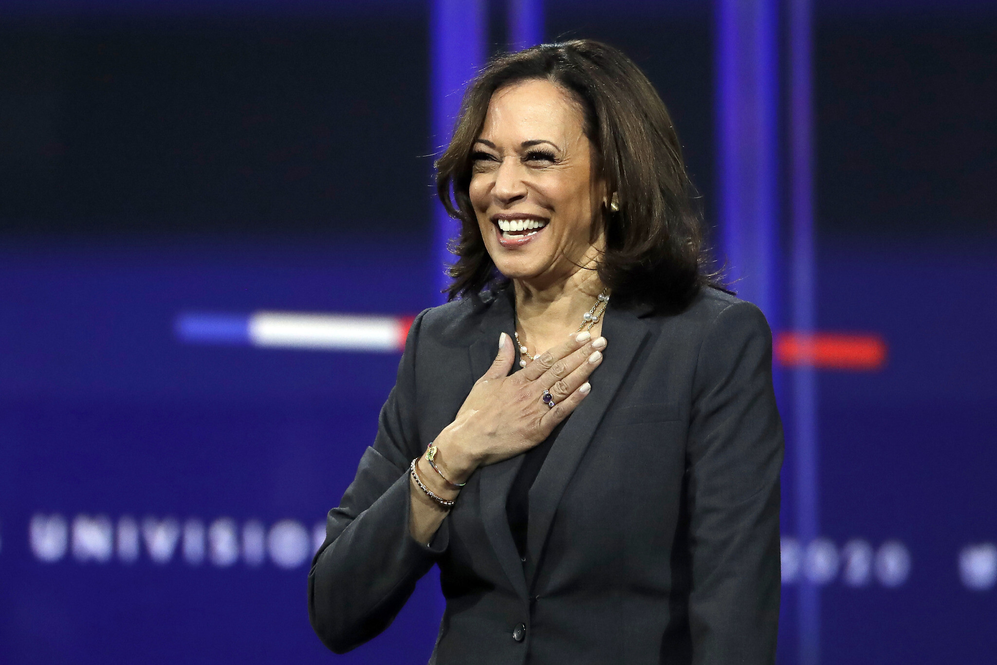 Vp Nod The Latest In A Career Of Firsts For Kamala Harris The Times Of Israel