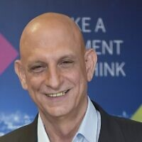 Aharon Aharon, CEO of the Israel Innovation Authority (Courtesy)