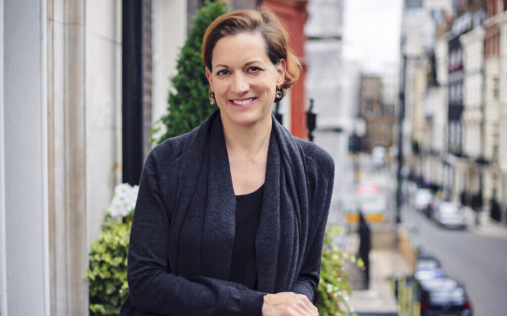 Anne Applebaum, author of 'Twilight of Democracy: The Failure of Politics and the Parting of Friends.' (Rahil Ahmad)