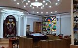 The Ashkenazi Synagogue of Tashkent, Uzbekistan. (Courtesy of L'Chaim via JTA)