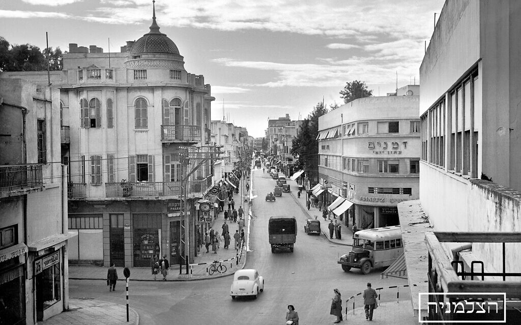 The city of Tel Aviv (Courtesy The Photo House)