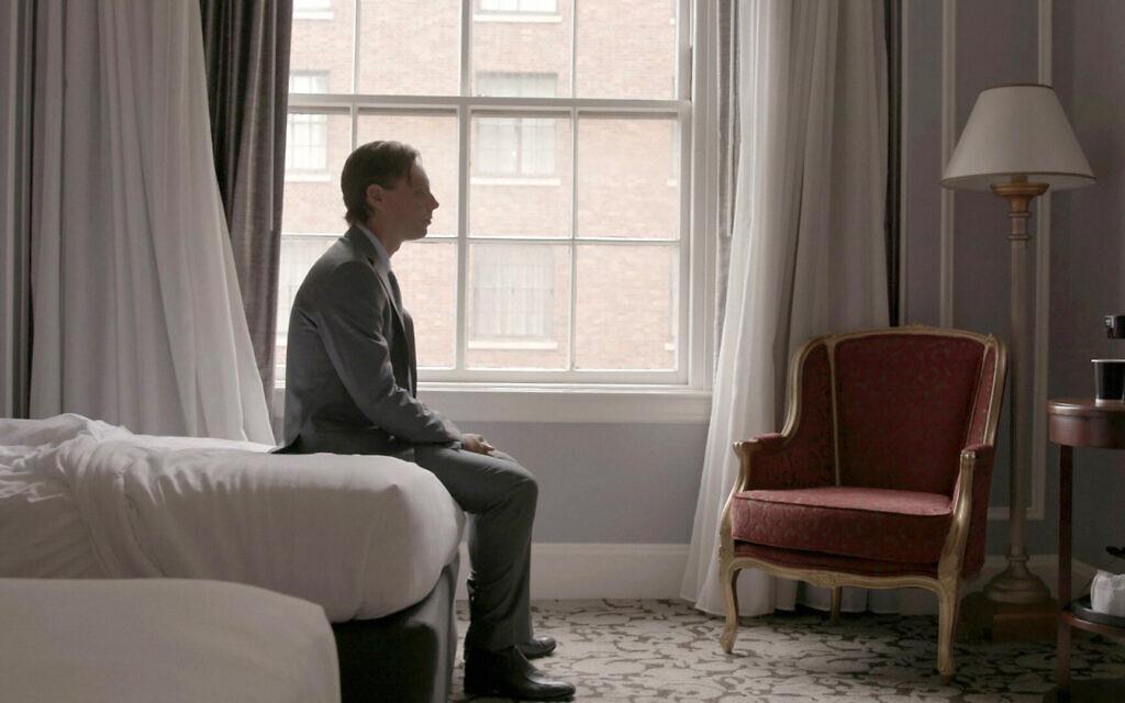Still from the new documentary 'Feels Good Man.' (Giorgio Angelini)