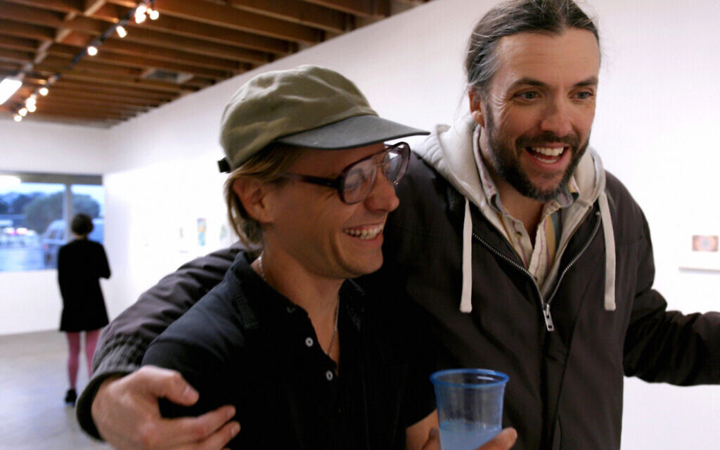 Still from the new documentary 'Feels Good Man.' (Guy Mossman)