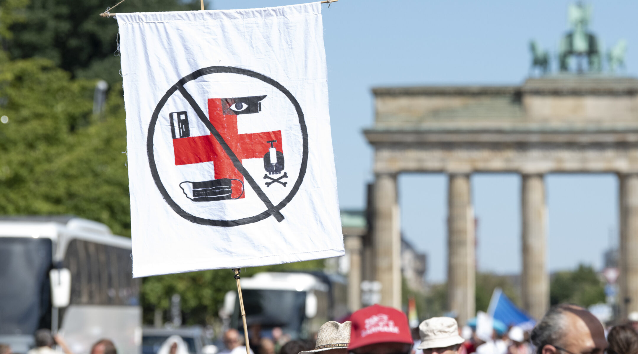 Jewish community protests 'open anti-Semitism' at Berlin ...