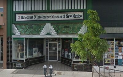 The New Mexico Holocaust Museum in downtown Albuquerque. (Google maps)