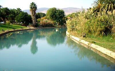 Kibbutz Nir David. (Shlomi Mishali, Pikiwiki Israel, Wikipedia, CC BY 2.5)
