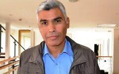 Joint List lawmaker Said al-Harumi. (courtesy)