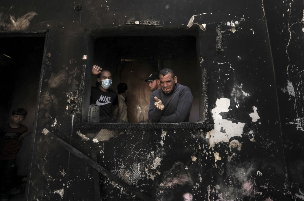 Hamas in Gaza 'strikes deal to reduce violence'