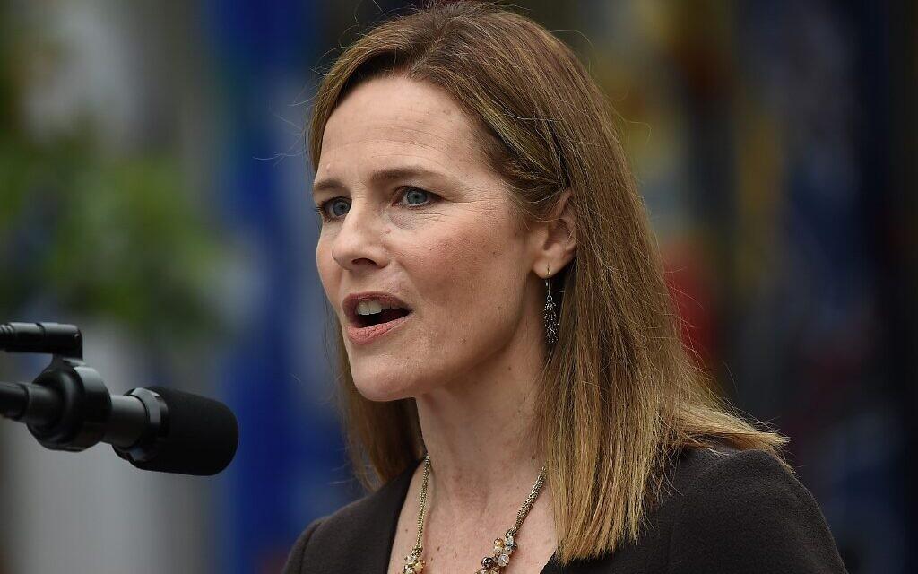 Trump nominates conservative Amy Coney Barrett for US Supreme Court