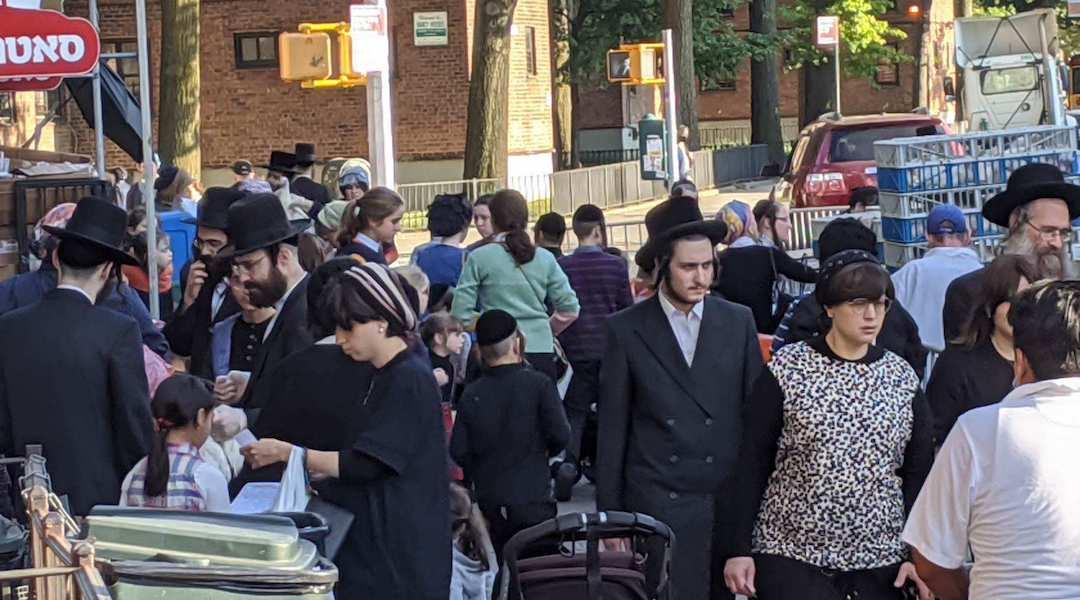 Health officials warn of 'alarming' COVID increase in New York City neighborhoods