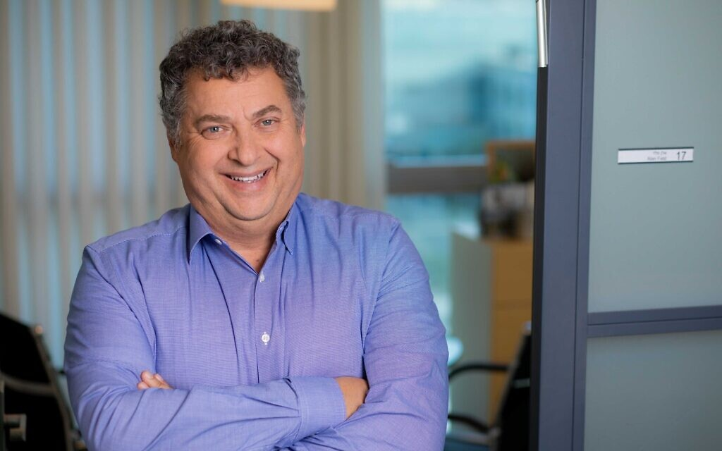 Alan Feld, a Canadian-Israeli founder and managing partner of Vintage Investment Partners (Courtesy)