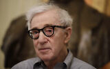 Woody Allen attends a news conference at La Scala opera house, in Milan, Italy, July 2, 2019. (AP Photo/Luca Bruno, File)