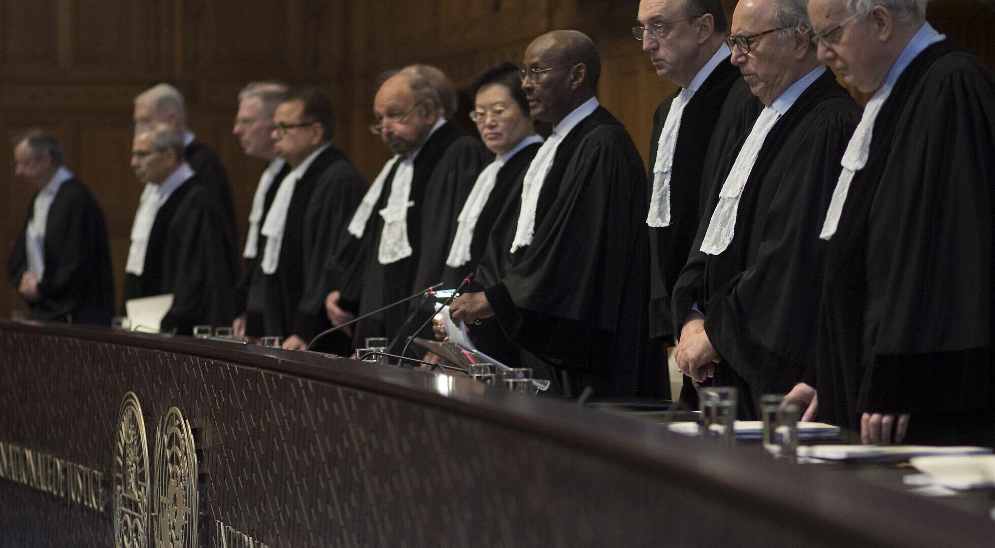 U.S.  asks UN's highest court to dismiss sanctions case by Iran