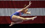 American gymnast Maggie Nichols as seen in 'Athlete A' (Netflix)