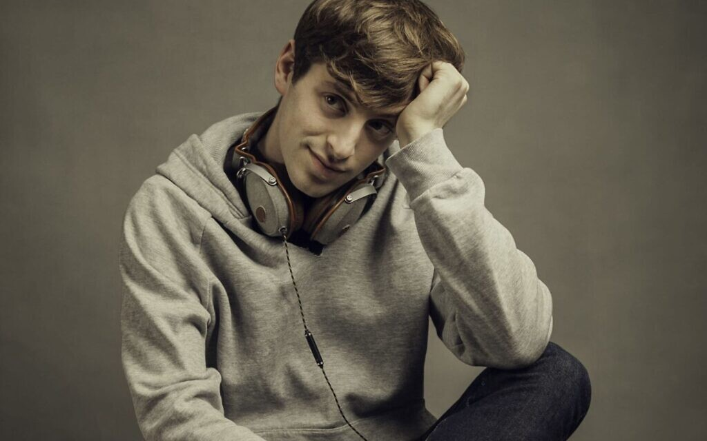 Alex Edelman has embarked on several Jewish comedy projects during the pandemic. (Will Bremridge)