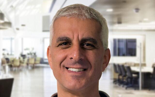 Intel Corp.'s Daniel Benatar (Courtesy)