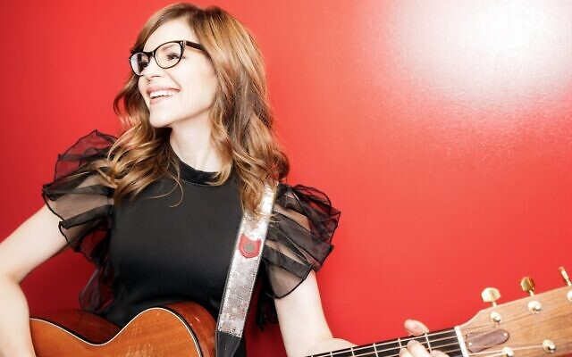 Lisa Loeb at the Tribeca Film Festival in 2019. (Juan Patino Photography)