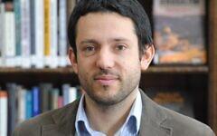 Epidemiologist Michael Edelstein (courtesy of Michael Edelstein)