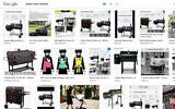"Google Images search results for ""Jewish baby stroller"" as of September 25, 2020. (Screenshot)"