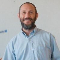 Dr. Rabbi Levi Cooper. (Courtesy)
