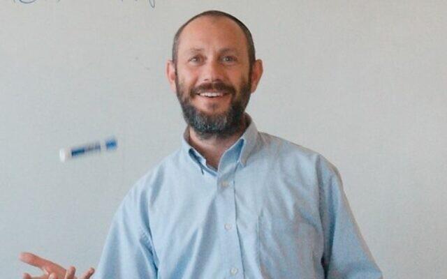 Dr. Rabbi Levi Cooper. (Courtesy)