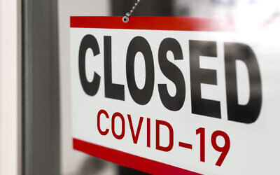 Illustrative: Closed businesses for COVID-19 pandemic outbreak (Maridav; iStock by Getty Images)