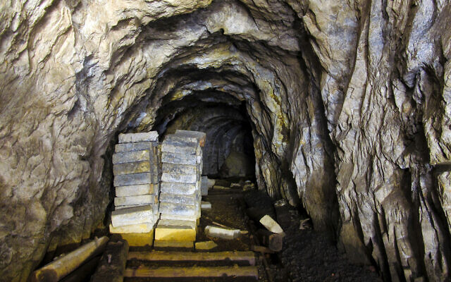 Illustrative: A uranium mine (Alexey Dozmorov; iStock by Getty Images)