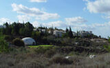 A view to Neve Shalom (Howard Shippin, Public Domain/Wikimedia Commons)