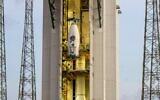 The Vega rocket (SAB Aerospce via ISA)