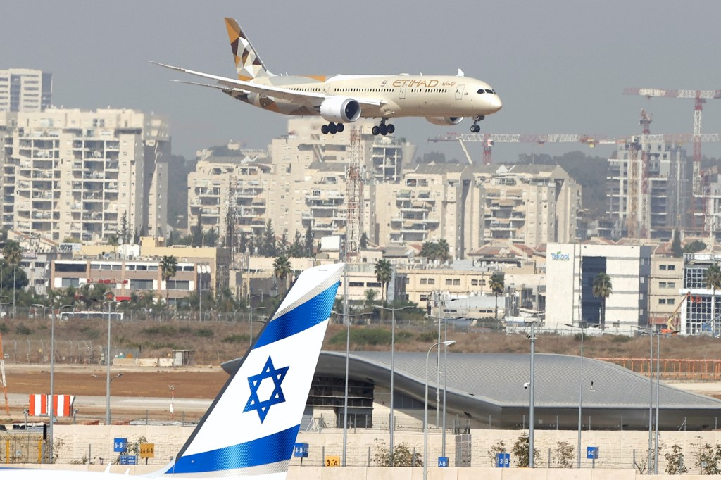 Etihad to launch Israel connection next spring