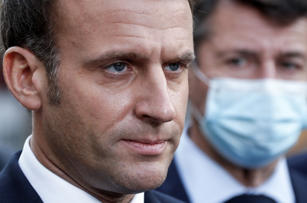 Battling Virus And Islamist Attacks France S Macron Faces A Defining Moment The Times Of Israel