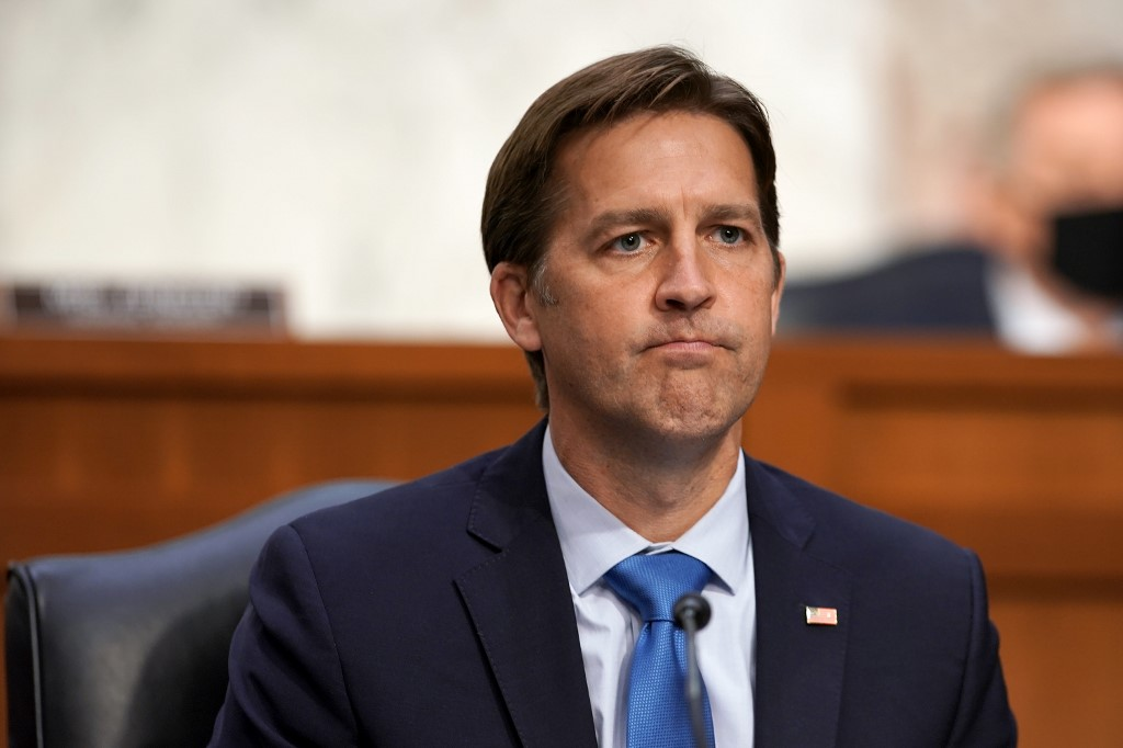 GOP Sen. Sasse: Trump 'Flirted With White Supremacists,' 'Kisses Dictators' Butts'