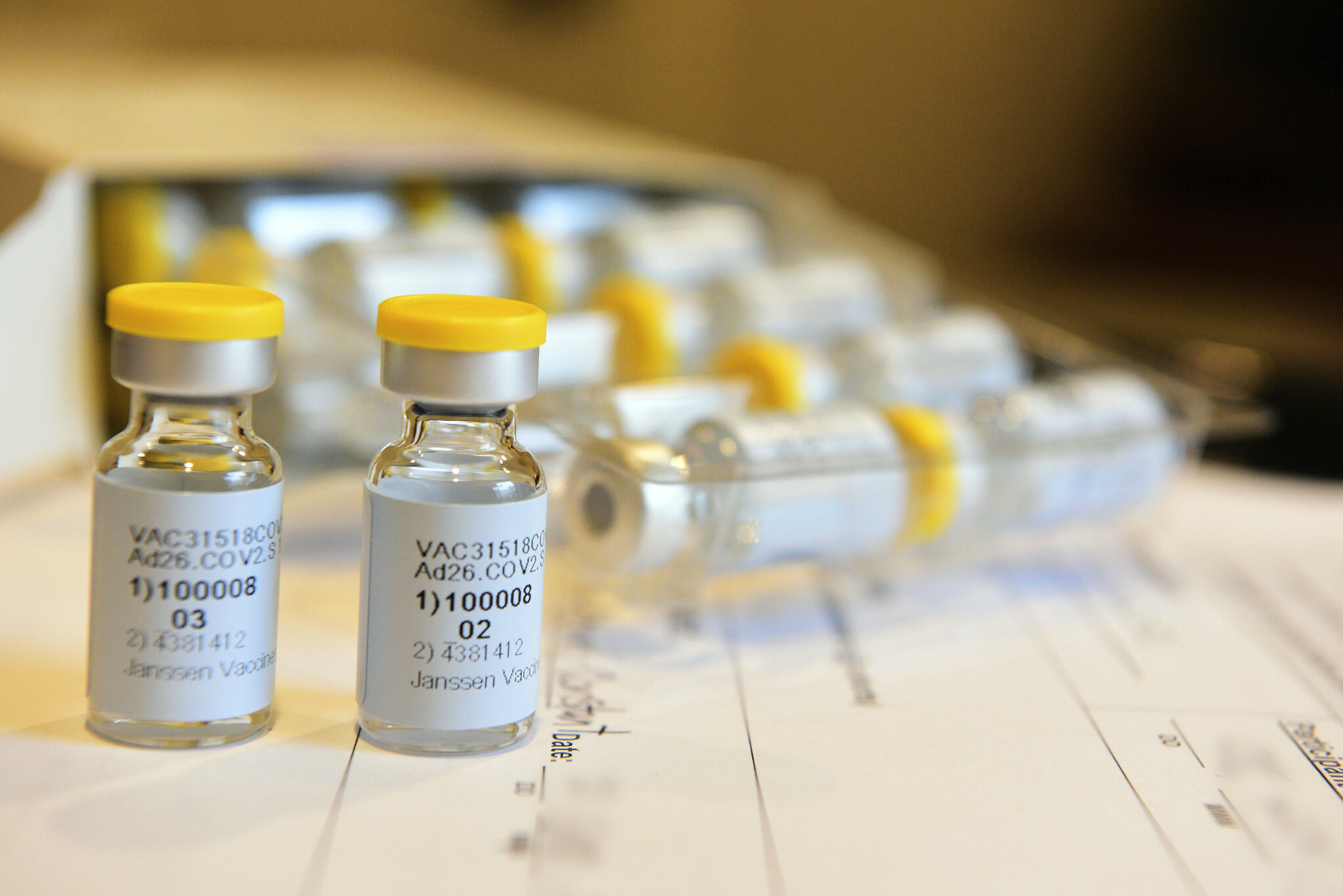 J&J: Mystery Illness Pauses Largest COVID Vaccine Trial