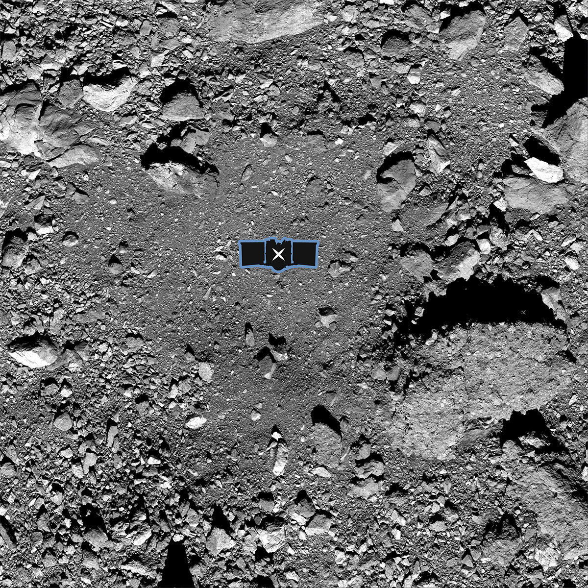 NASA's OSIRIS-Rex successfully collects samples from asteroid Bennu