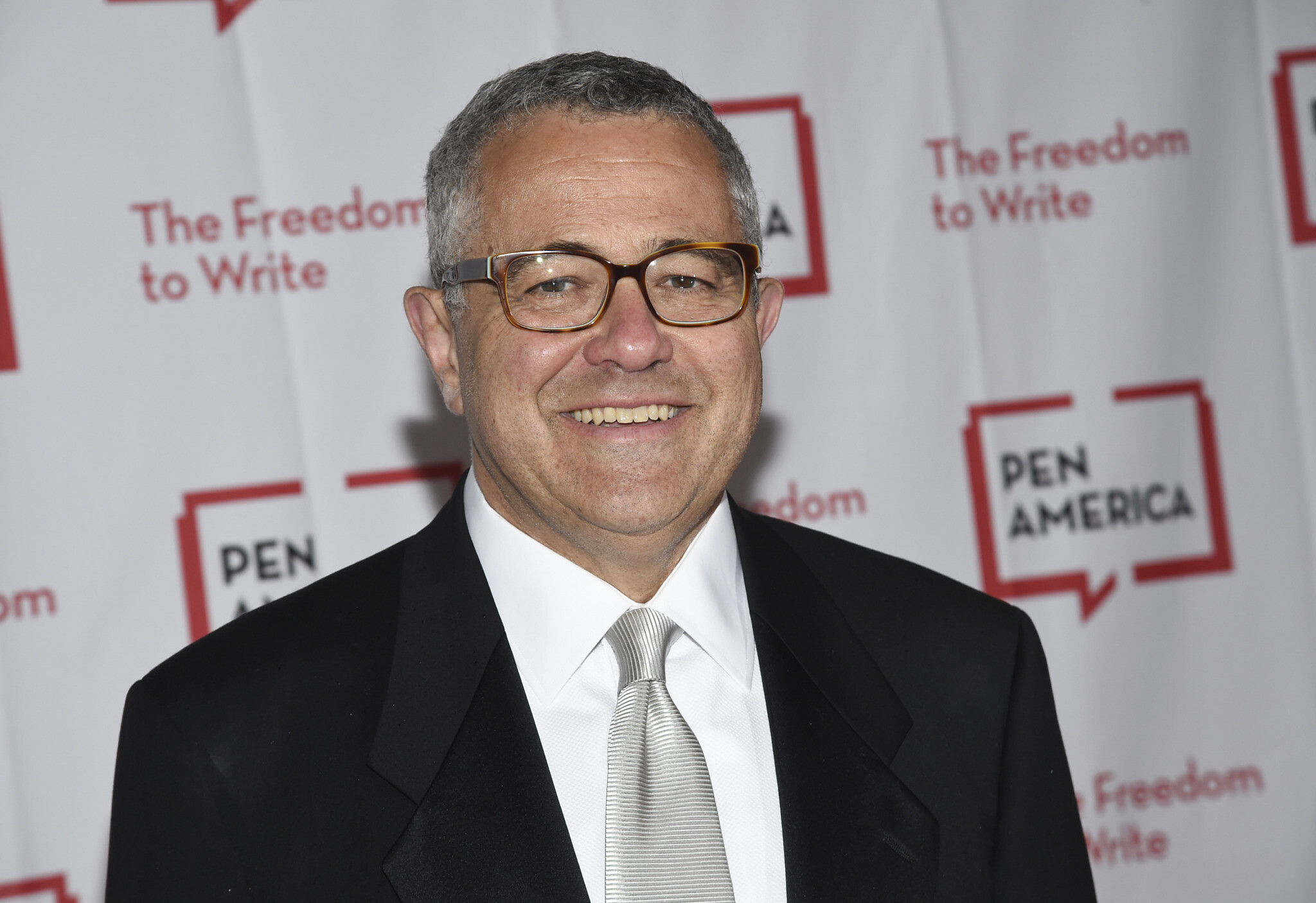 Jeffrey Toobin Still Can't Keep It in His Pants
