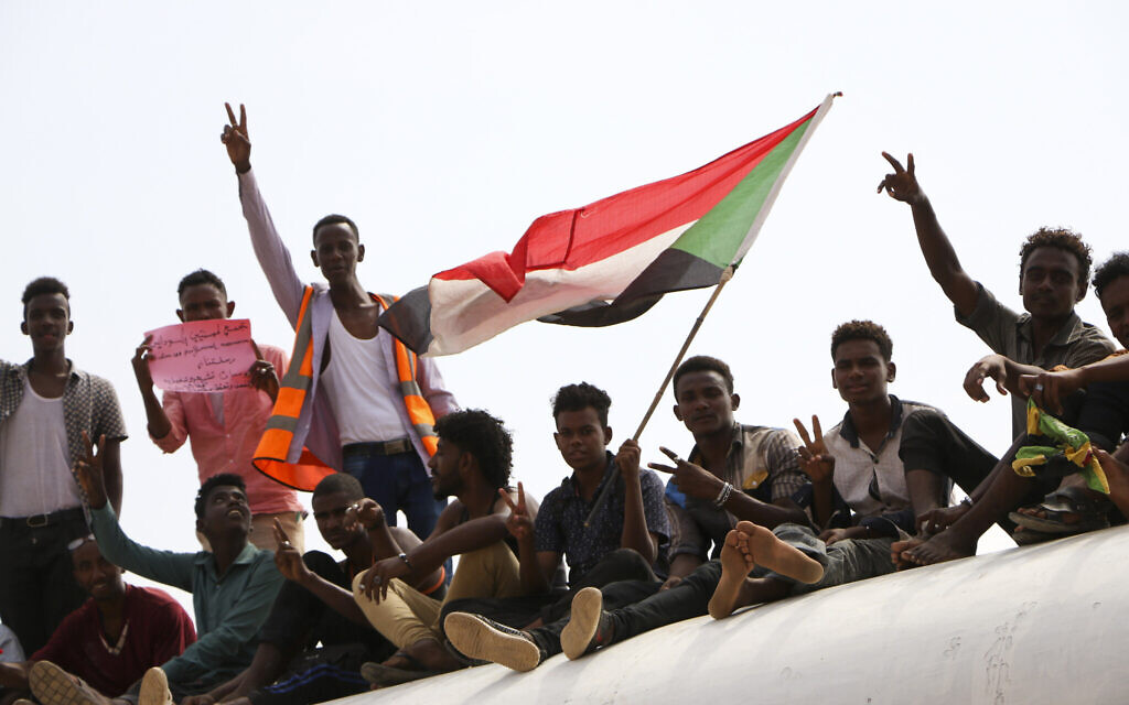 Sudan confirms link: It agreed to Israel ties for terror delisting, economic aid