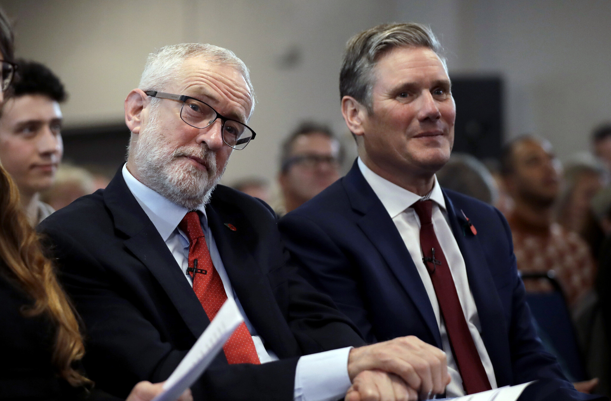 UK Labour tears itself apart, again, over ex leader Corbyn and ...
