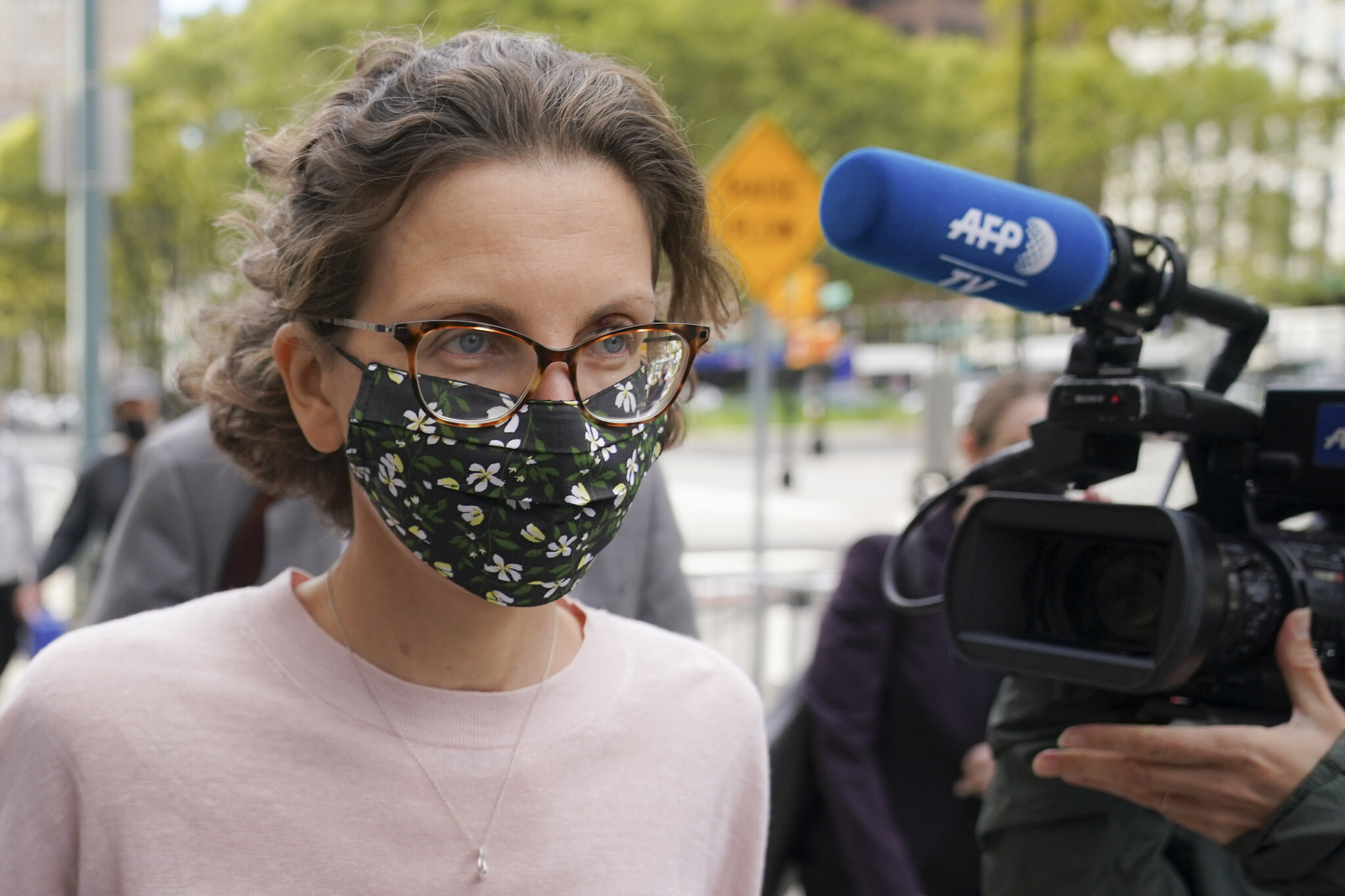 Canadian Seagram heiress Clare Bronfman jailed for bankrolling sex cult Nxivm