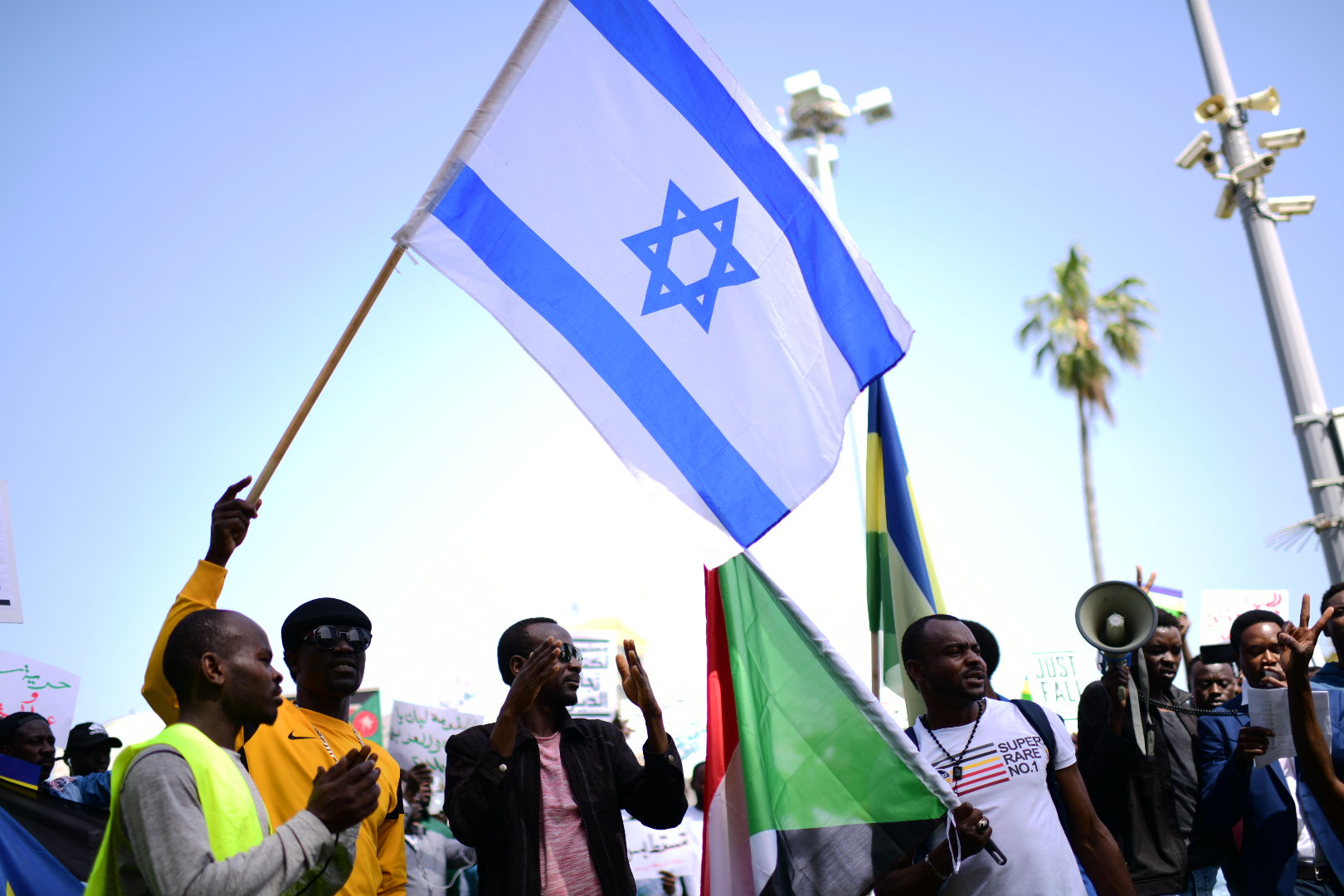 Yes, yes, yes': Why peace with Khartoum would be true paradigm shift for  Israel | The Times of Israel