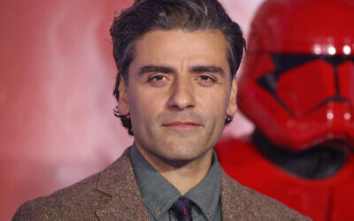 File: Oscar Isaac attends the 'Star Wars: The Rise of Skywalker' European Premiere at Cineworld Leicester Square on December 18, 2019 in London (Mike Marsland/WireImage)