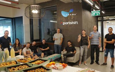 The Portshift team (Courtesy)