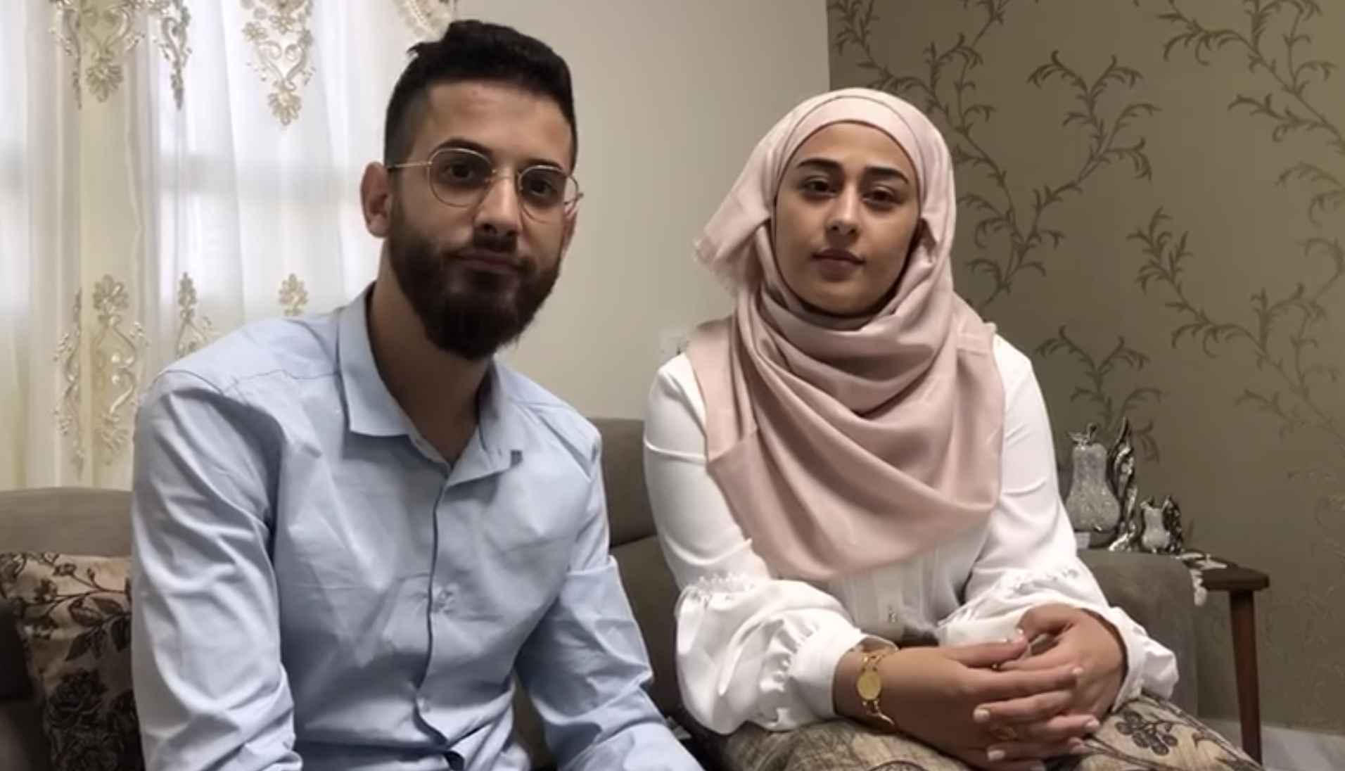 Umm al-Fahm couple, unable to hold large wedding, gives away 450 bags of food