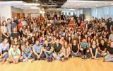 The monday.com team, June 2020 (Shlomi Yossef)