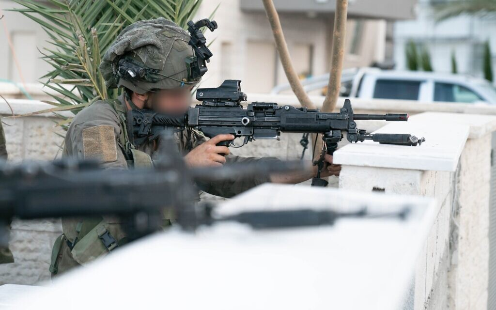 With massive exercise in north, IDF prepares for war on multiple fronts