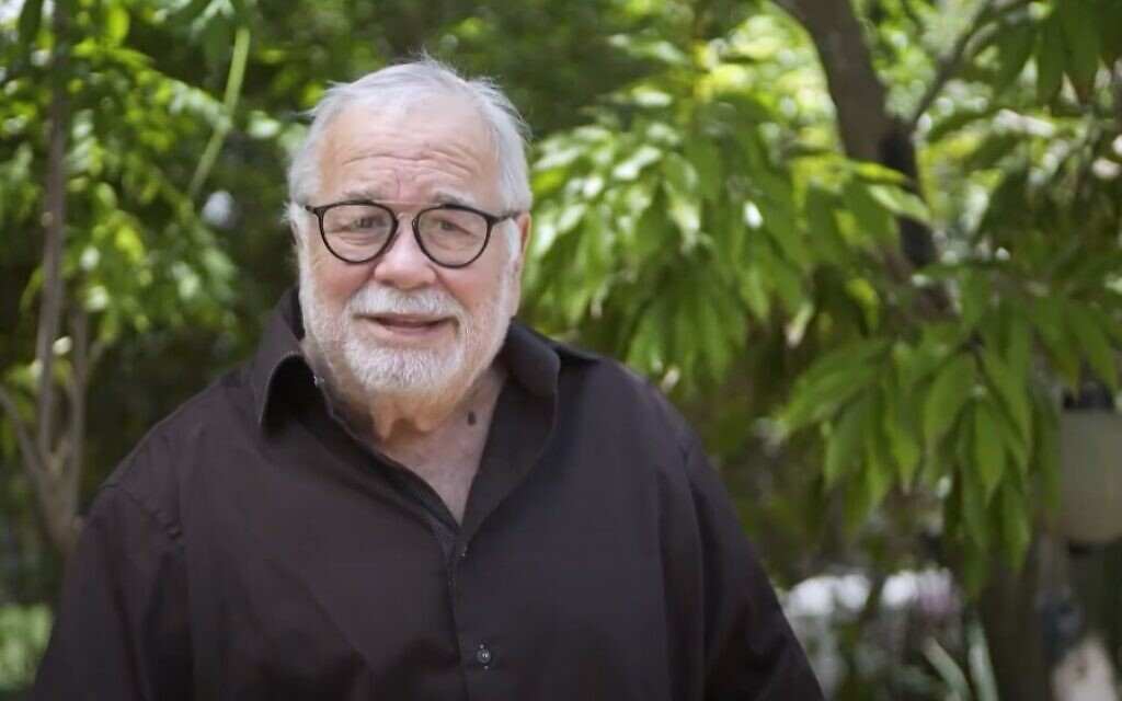 Iconic Israeli actor and director Yehuda Barkan dies of COVID-19 at age 75